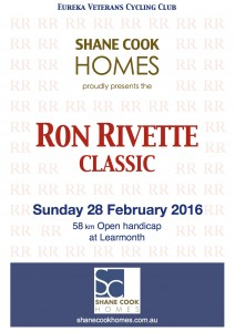 EVCC open - Ron Rivette 2016 general