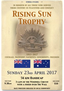 Rising Sun Trophy 2017 poster