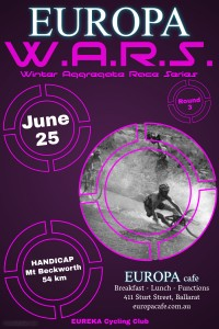 EVCC 2017 WARS rd 3 poster