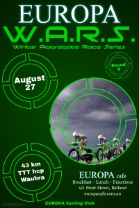 EVCC 2017 WARS rd 9 poster