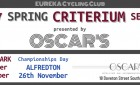 October 16, 2017 - OSCAR'S Hotel & Cafe spring CRITERIUM series, round 2