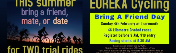 February 4th, 2018 – Bring A Friend Day – Graded racing, Mount Misery