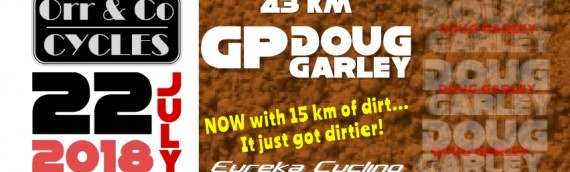July 22, 2018 – GP Doug Garley – handicap, Davenport Road