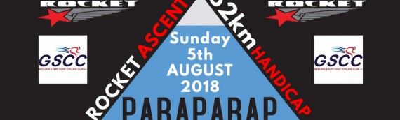 August 5, 2018 – Rocket Ascent Hcp – Geelong & Surf Coast CC – inter club event 62 Km
