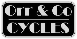 Orr & Co CYCLES snip