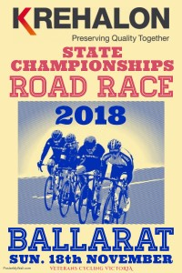 VVCC 2018 State Champs Road Race - Krehalon poster
