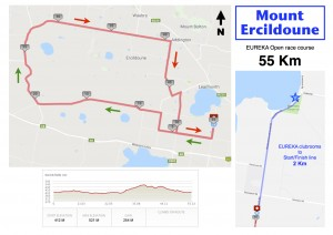 EVCC - Mount Ercildoune - Open course