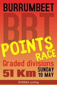 EVCC - graded Points race - Burrumbeet
