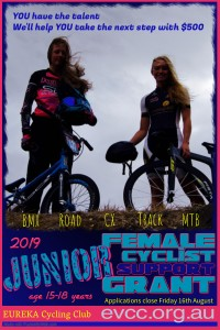 EVCC 2019 Junior Female - poster