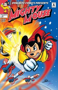 Mighty Mouse comic