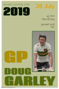 2019 GP Doug Garley - poster