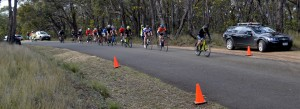 GSCC chase bunch downhill