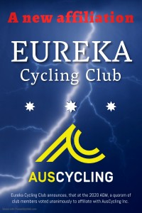 Lightning Eureka announces - Made with PosterMyWall