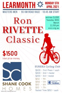 Ron Rivette Classic 2021 - Made with PosterMyWall