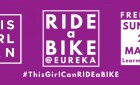 This Girl Can - RIDE A BIKE - Sunday 28th March