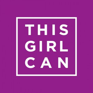 This Girl Can logo